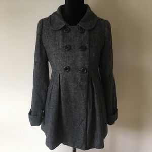 Small Forever 21 Fit and Flare Jacket
